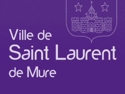 Site Internet de Saint Laurent de Mure