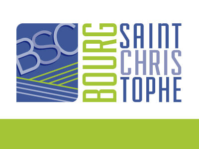 Logo Bourg Saint Christophe