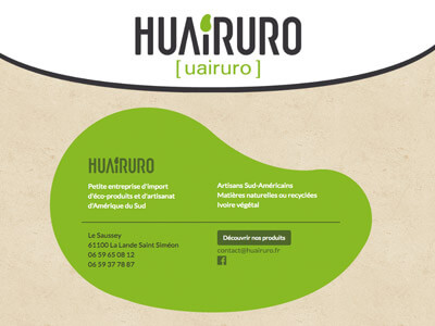 Catalogue - Huairuro